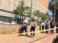 Se repararan fallas en edificio del Poder Judicial de Villarrica