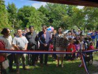 Kinder Mit Hoffnung inaugura mejoras de su local