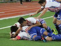 Sudamericano Sub 17: Paraguay derrota a los cafeteros y avanza