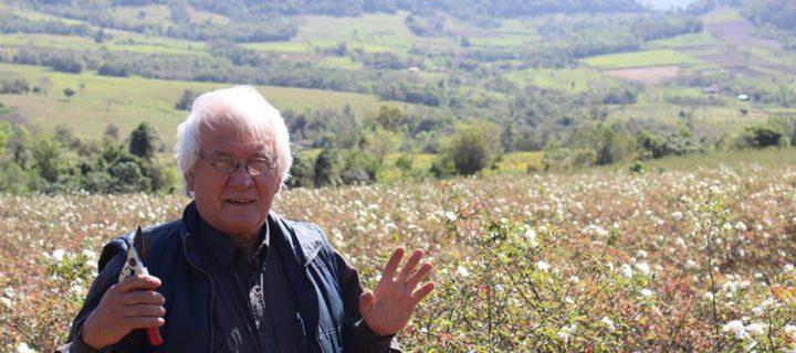 El Guairá está de luto, falleció el Ing Caio Scavone