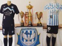 Guaireña FC cumple 3 años de vida institucional