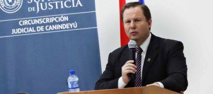 El Dr. Alberto Martinez Simón es nuevo Ministro de la CSJ