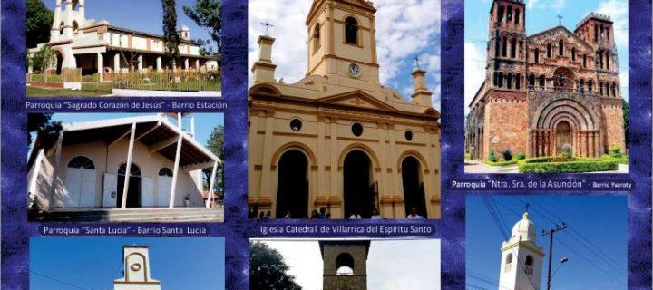 Recorrer las 7 iglesias de Villarrica