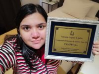Gabriela Vargas se consagra campeona del Zonal 2.5 femenino en Uruguay