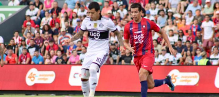 Se viene el super clásico del fútbol paraguayo