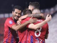 Cerro golea a Nacional en el Defensores