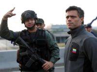 Lider opositor venezolano refujiado en Embajada de Chile