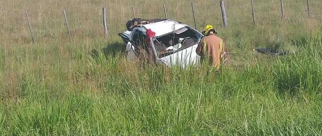 Fallecen 4 personas en accidente de tránsito en San José Ñu