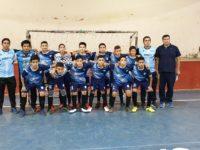 Fútbol de Salón: La albiceleste C13 clasificó para las finales de San Ignacio
