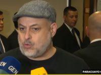 El senador Paraguayo Cubas suspendido por 60 dias