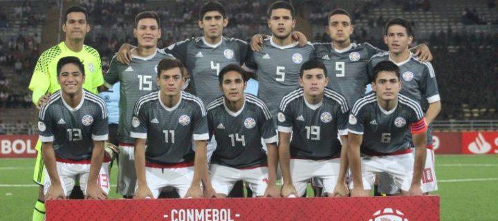 La selección Sub 17 clasificó para el Mundial Brasil 2019