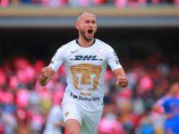 Gol del guaireño Carlos Gonzalez para la victoria de Pumas
