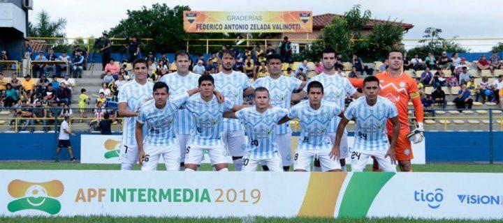 Guaireña FC debuta y se queda con los primeros 3 puntos