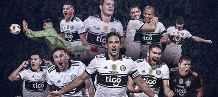 Olimpia es el Tri Campeón del Fútbol Paraguayo