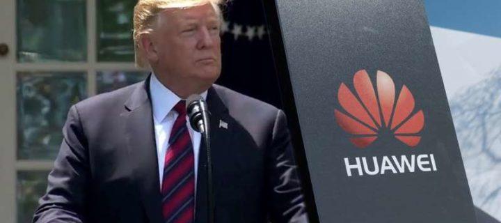Huawei saldría de la lista negra del Departamento de Comercio de EE.UU