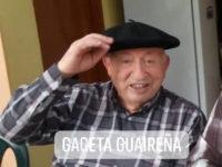 Falleció el Fray Jose María Zubizarreta (Pa´i Cosme)