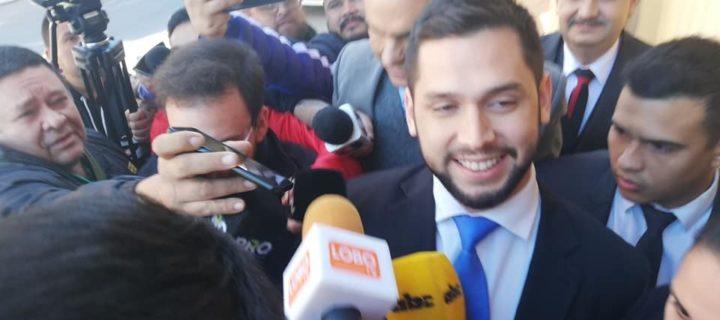 Abogado Joselo Rodriguez declaró en Fiscalia
