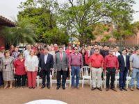 En Villarrica celebran 132 aniversario fundacional del Partido Colorado
