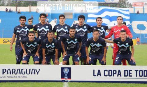 Guaireña se impone en penales y avanza a cuartos de final de la Copa Paraguay