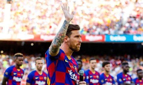¿Hay miedo en Barcelona por una posible salida de Messi?