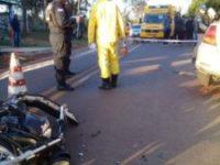 Dos fallecidos en accidente de tránsito en Itaybu.