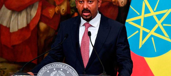 El Premio Nobel de la Paz 2019 es para el primer ministro de Etiopía, Abiy Ahmed