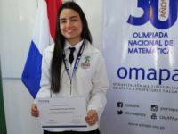 """Guaireña destaca en 31° Olimpiada Nacional Juvenil de Matemática organizada por """"OMAPA"""""""