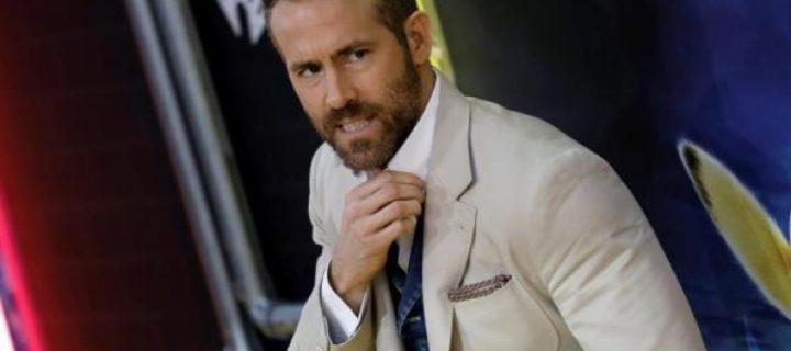 Ryan Reynolds y John Krasinski se unen en la comedia «Imaginary Friends»