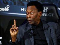 Pelé reta a Cristiano a romper su récord de goles