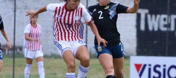 La Albirroja femenina cae en amistoso ante Argentina