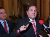 Marito vetó plata para operadores políticos y movilizó a diputados