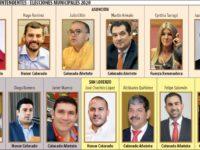 La ANR prepara una oferta electoral muy desgastada para los municipios