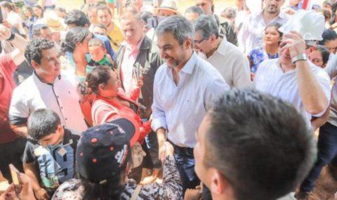 Presupuesto 2020: Mario Abdo pide evitar «populismo y demagogia»