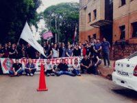 Continúa huelga de funcionarios del Poder Judicial, Ministerio Público y Defensoria