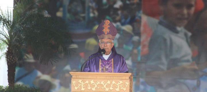 Obispo de Villarrica criticó desigualdad en su homilía