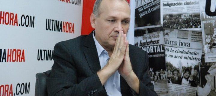 El exintendente de Asunción Mario Ferreiro planteó un recurso de reposición