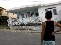 Un nuevo temblor de 6,6 sacude el sur de Puerto Rico