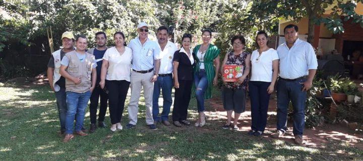 Premian a las casas más limpias del barrio Santa Librada