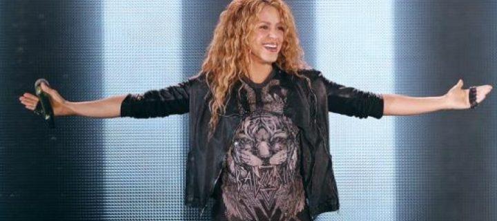"Shakira lanza ""Me gusta"" con Anuel AA a tres semanas del Super Bowl"