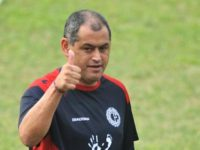 Francisco Arce pone presión a sus jugadores para volver a la victoria