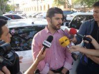 """""""Nenecho"""" propone enrejar Plaza de Armas"""