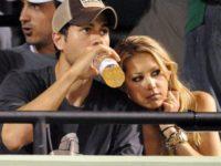 Las fotos confirman que Enrique Iglesias y Anna Kournikova serán padres de nuevo