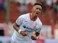Lucas Barrios reconoció su deseo de jugar en Paraguay