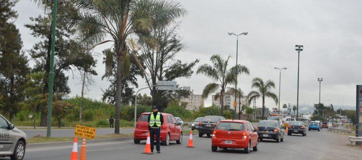 «La luz de stop no te hace dueño de la calle», la campaña vial ante inicio de clases