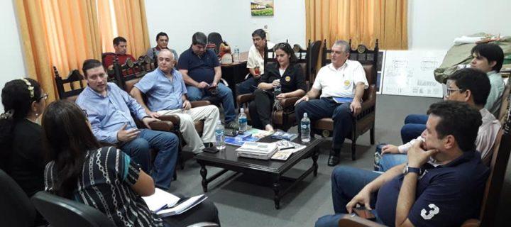 Autoridades se reúnen para optimizar recursos para seguir lucha contra el dengue