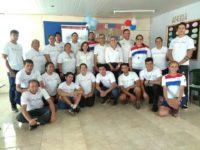 Visita de la Sra Ministra de Deportes Fátima Morales.
