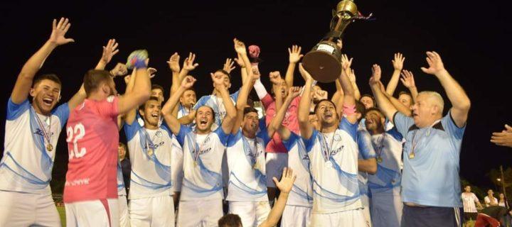 Karai Chive es el campeón y jugará la Copa Paraguay