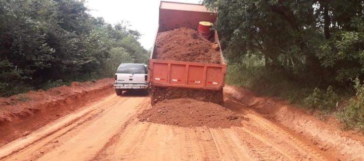 Departamento de obras de la Municipalidad de Vilarrica con importantes trabajos
