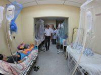Mazzoleni: «Una epidemia de esta envergadura sobrepasa al sistema de salud».