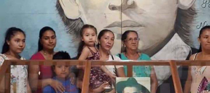 Intenso movimiento se registra en el Museo Municipal «Maestro Fermin López » de Villarrica.